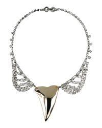 Tom Binns - Metallic Necklace - Lyst