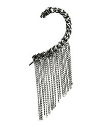 Emanuele Bicocchi - Metallic Earring - Lyst