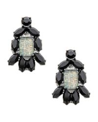 Lulu Frost - Black Earrings - Lyst