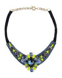 Matthew Williamson | Blue Necklace | Lyst