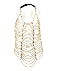 Brunello Cucinelli - Natural Necklace - Lyst