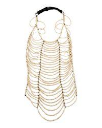 Brunello Cucinelli | Natural Necklace | Lyst