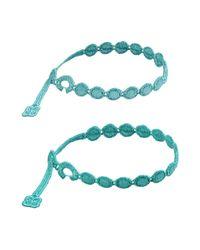 Cruciani | Blue Bracelet | Lyst