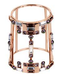 Ca&Lou | Metallic Bracelet | Lyst
