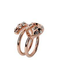 Ca&Lou - Metallic Ring - Lyst