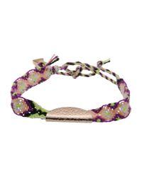Lucy Folk - Multicolor Bracelet - Lyst