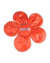 Rose' A Pois - Orange Brooch - Lyst
