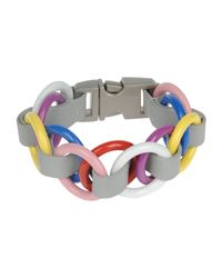 WXYZ Jewelry - Gray Bracelet - Lyst