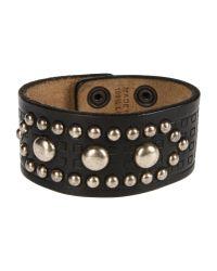 DSquared²   Black Bracelet for Men   Lyst