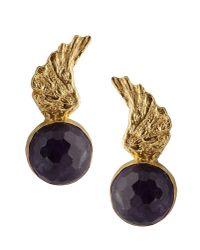 First People First | Purple Earrings | Lyst