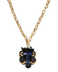 Rada' - Metallic Necklace - Lyst