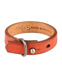 Johnny Farah - Red Bracelet for Men - Lyst