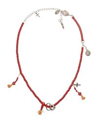 Twin Set | Multicolor Necklace | Lyst