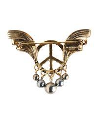 Vicki Sarge | Metallic Brooch | Lyst