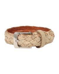 John Varvatos - Natural Bracelet - Lyst