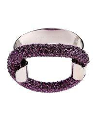 Dries Van Noten - Purple Bracelet - Lyst