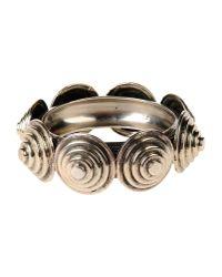 KTZ   Metallic Bracelet   Lyst