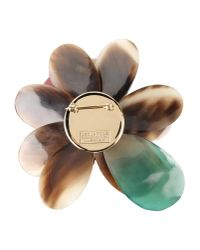 DSquared² - Multicolor Brooch - Lyst