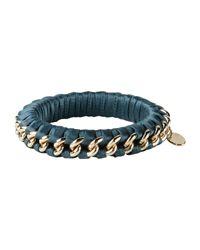 Liu Jo - Blue Bracelet - Lyst