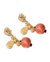 Dolce & Gabbana - Multicolor Earrings - Lyst