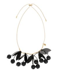 P.A.R.O.S.H. - Black Necklace - Lyst