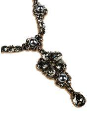 Valentino - Multicolor Necklace - Lyst