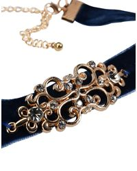 Jolie By Edward Spiers - Blue Necklaces - Lyst