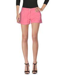 Patrizia Pepe Pink Shorts