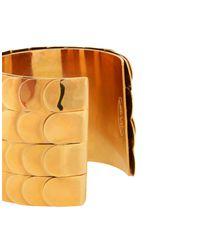 Roberto Cavalli - Metallic Bracelet - Lyst