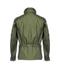 Aspesi - Green Jacket for Men - Lyst