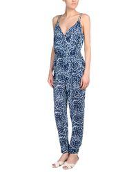 Pepe Jeans - Blue Jumpsuit - Lyst