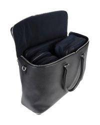 Valextra | Black Travel & Duffel Bag for Men | Lyst