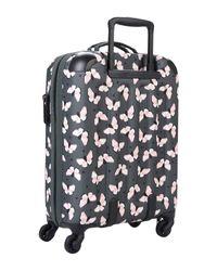 Eastpak - Green Wheeled Luggage - Lyst