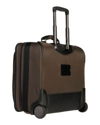 Calvin Klein - Multicolor Wheeled Luggage - Lyst