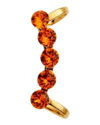 Ca&Lou - Orange Earring - Lyst