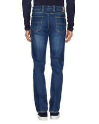 Barbati - Blue Denim Pants for Men - Lyst