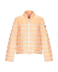 Peuterey - Orange Down Jacket - Lyst