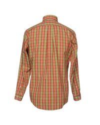 B.D. Baggies Orange Shirt for men