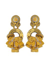 Dori Csengeri - Metallic Earrings - Lyst