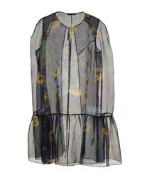 Erdem - Green Capes & Ponchos - Lyst