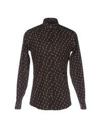 Dolce & Gabbana - Brown Shirt for Men - Lyst