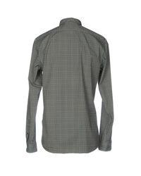 DIESEL - Black Shirt for Men - Lyst