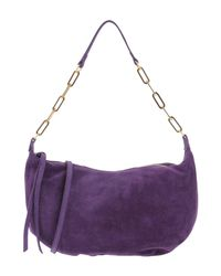 Carla G - Purple Shoulder Bag - Lyst