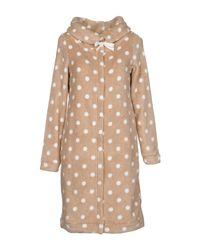 Verdissima - Natural Dressing Gown - Lyst