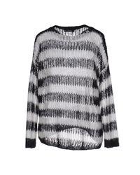 Stefanel - White Sweater - Lyst
