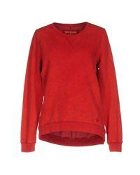 True Religion - Red Sweatshirt - Lyst
