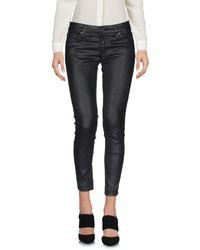 Denim & Supply Ralph Lauren - Gray 3/4-length Trousers - Lyst