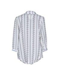 Cutie White Shirt