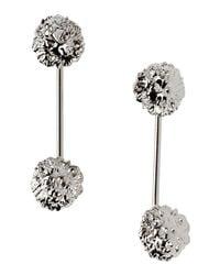 Versus  - Metallic Earrings - Lyst