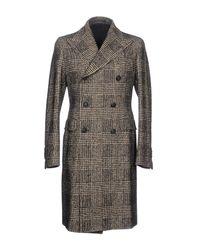 Tagliatore - Black Coats for Men - Lyst